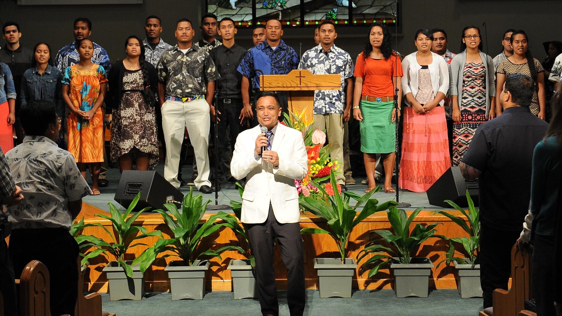 Pastor Kevin Inafuku