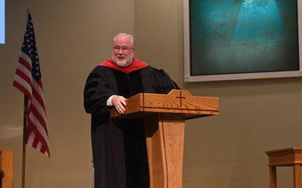 Pastor Joe Henson