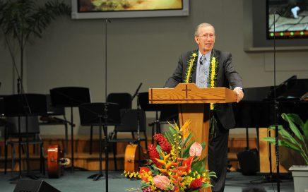 Pastor John Lewis