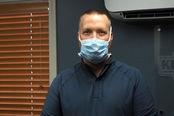 Dr. Dustin Prins